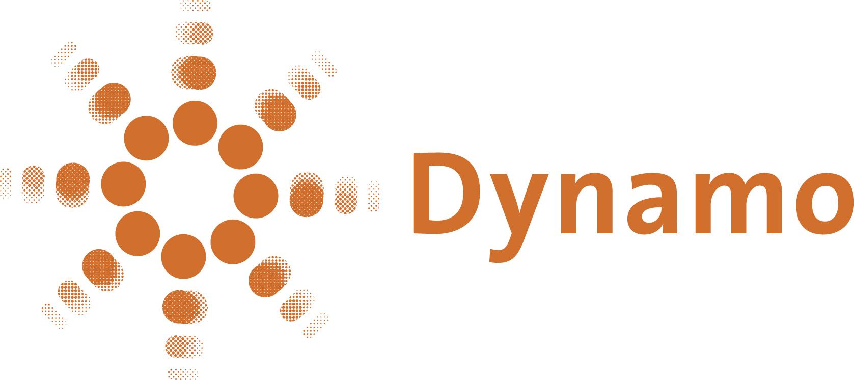 Logo Dynamo pms158