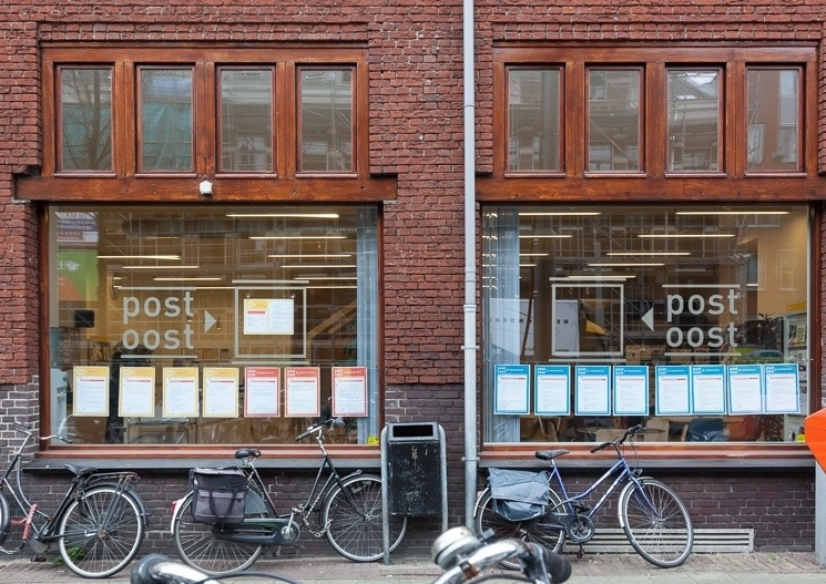 participatiecentrum Post Oost, Dynamo, Amsterdam