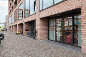 buurtkamer IJburg, IJburg, Dynamo, Amsterdam