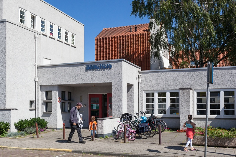 servicepunt Het Brinkhuis, Watergraafsmeer, Dynamo, Amsterdam