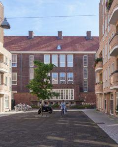 Kraaipan, servicepunt Kraaipan, Dynamo, Amsterdam