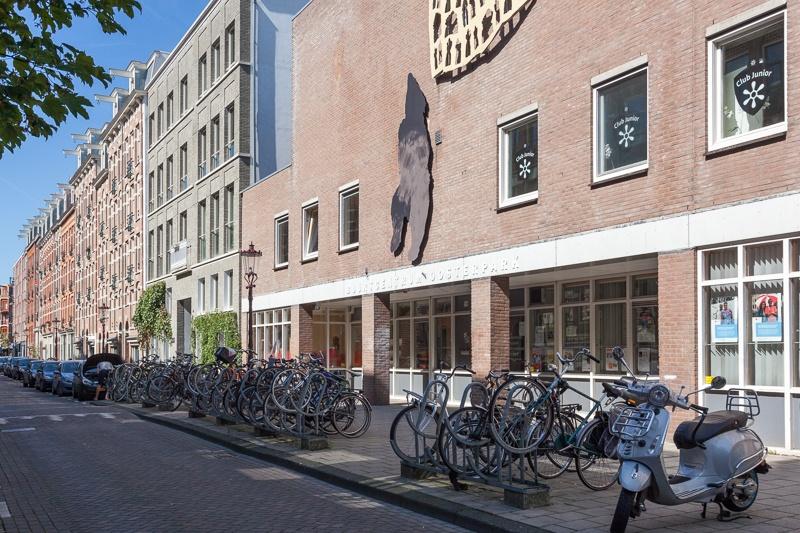 dienstencentrum Oosterpark, Oosterparkbuurt, Dynamo, Amsterdam