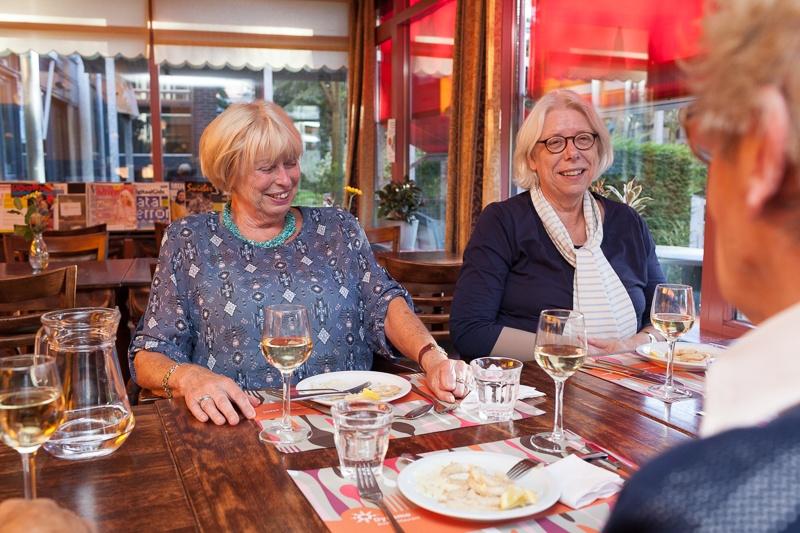 Buurtrestaurant, Menno Simonshuis, Buitenveldert, Amsterdam Zuid, Dynamo