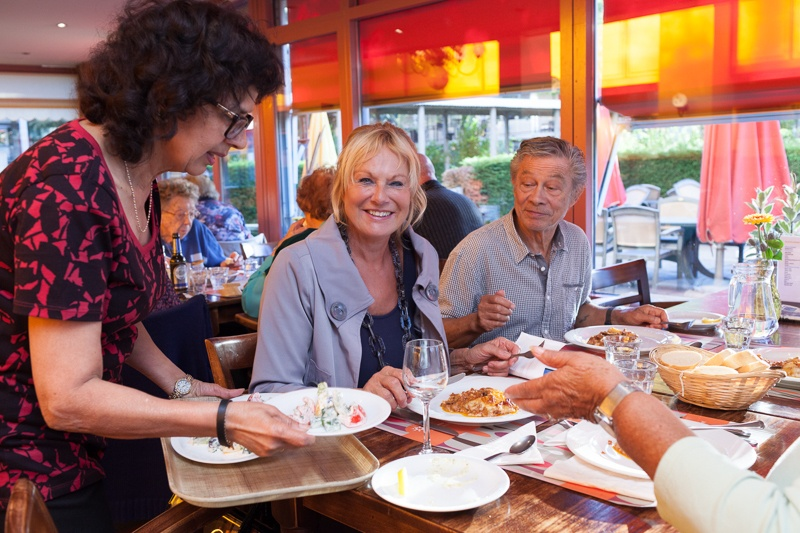 buurtrestaurant Menno vrijwilligerswerk Dynamo