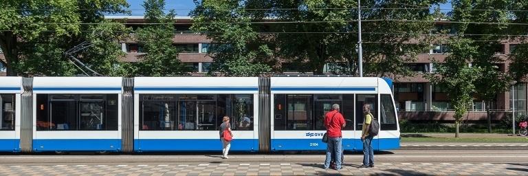 Middenweg, Watergraafsmeer, Amsterdam Oost