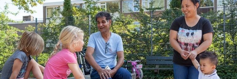 Speeltuin Goudestein, Buitenveldert, Dynamo, Amsterdam