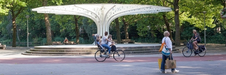 Park, Buitenveldert, Amsterdam Zuid