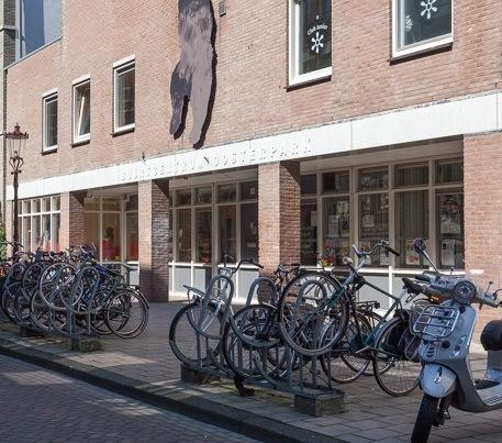 Dynamo dienstencentrum Oosterpark Oosterparkbuurt Amsterdam